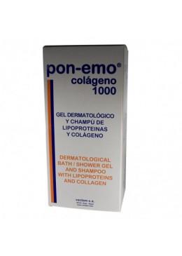 PON-EMO COLAGENO 1000 ML 339812 Gel de baño y ducha