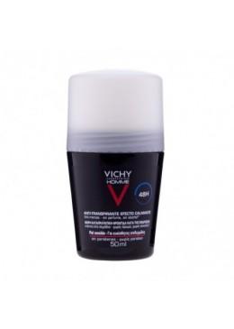 VICHY HOMME DESODORANTE ANTITRANSPARENTE EFECTO CALMANTE 48H 353565 Desodorantes