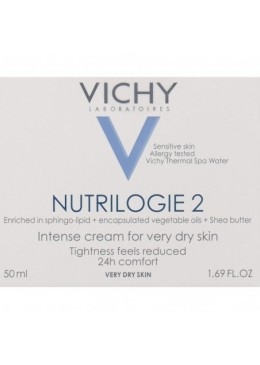 VICHY NUTRILOGIE N2 TARRO 50 ML 382564 Hidratantes-Nutritivas