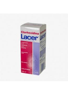 LACER COLUTORIO CLORHEXIDINA 200 ML 385641 Dentífricos - Enjuages