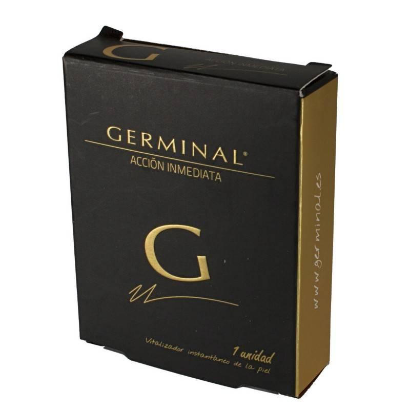 GERMINAL ACCION INMEDIATA 1 AMPOLLA 385740 Antiedad - Reafirmantes