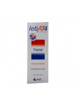 LETI AT-4 CREMA FACIAL 50 ML 399519 Sensibles-Atópicas