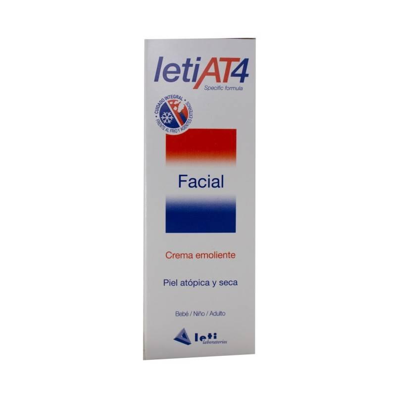 LETI AT-4 CREMA FACIAL 50 ML 399519 Sensibles-Atópicas