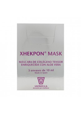 XHEKPON MASK 3 AMP 10 ML 241034 Exfoliantes - Peelings - Mascarillas