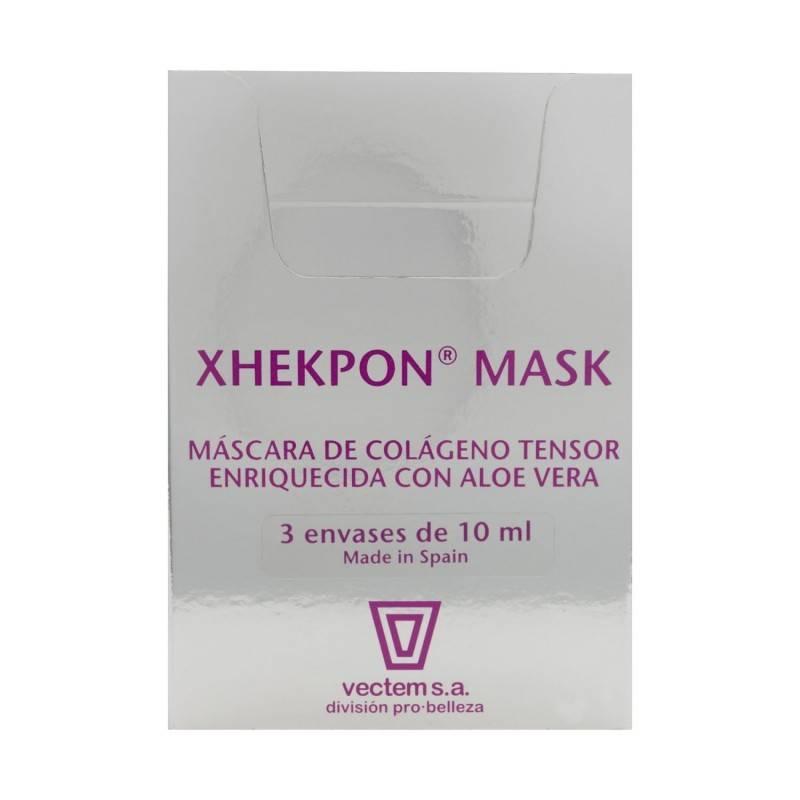 XHEKPON MASK 3 AMP 10 ML 241034 Exfoliantes - Peelings - Mascarillas