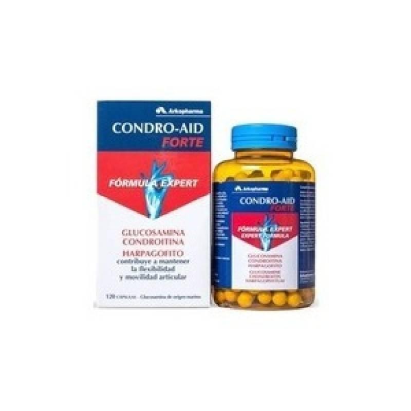 ARKOFLEX CONDRO-AID FORTE 120 CAPSULAS 167512 Articulaciones- Huesos