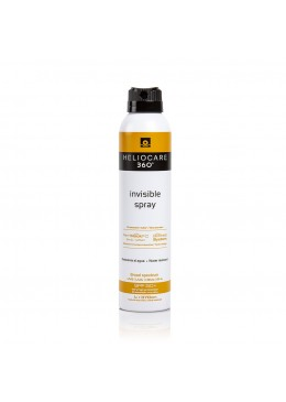HELIOCARE 360 INVISIBLE SPRAY 50+ 200ML 186660 Protector solar