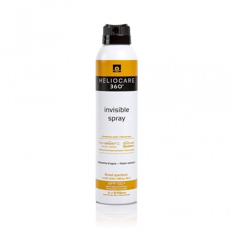 HELIOCARE 360 INVISIBLE SPRAY 50+ 200ML 186660 Protector solar