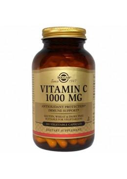 SOLGAR VITAMINA C 1000 MG 100 CAPSULAS 040328 Vitaminas - Minerales