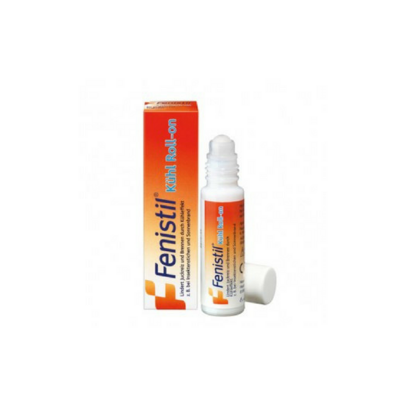 FENISTIL EMULSION TOPICA ROLL-ON 8 ML 881581 Repelentes - Picaduras