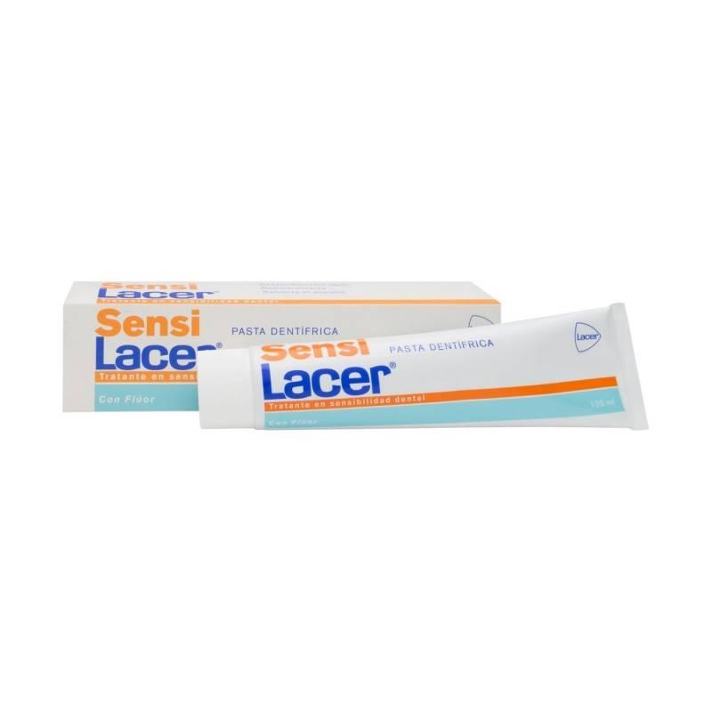 SENSI LACER PASTA 125 ML 208355 Dentífricos - Enjuages
