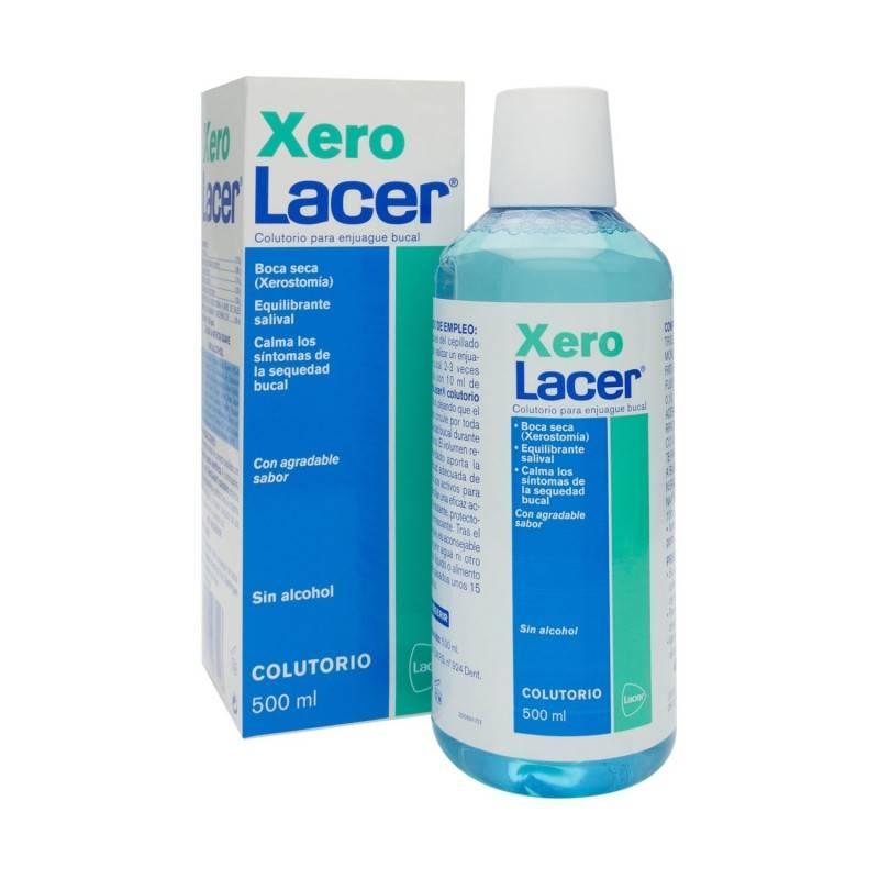 XEROLACER COLUTORIO 500 ML 373100 Dentífricos - Enjuages