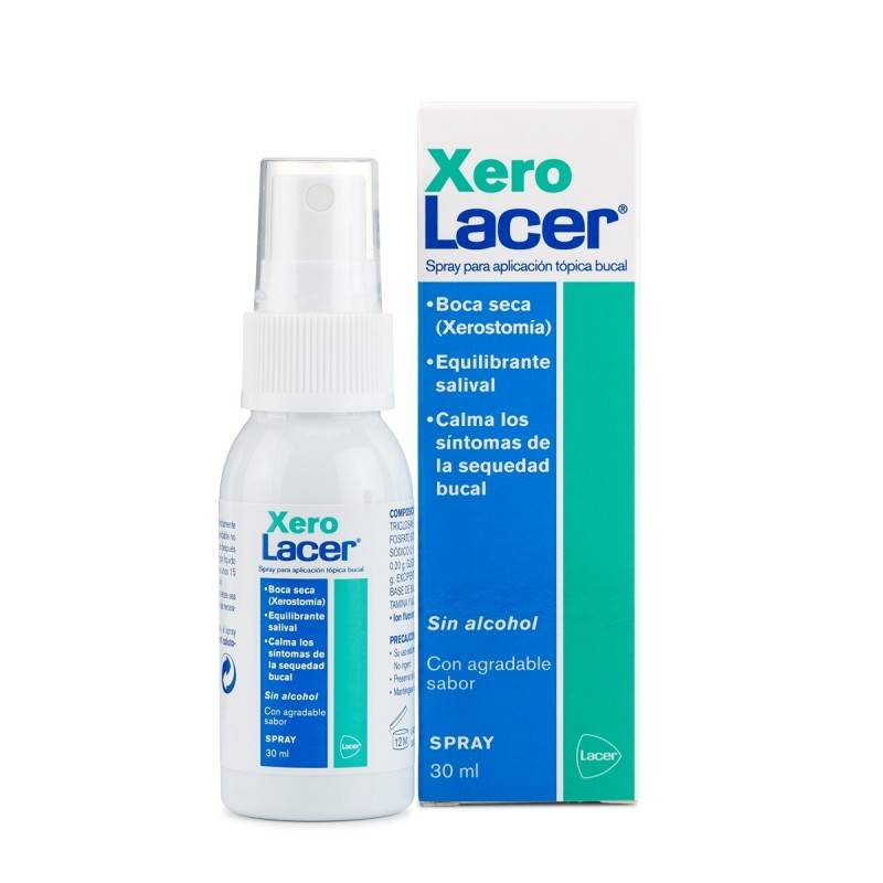 XEROLACER SPRAY 25 ML. 372706 Dentífricos - Enjuages