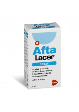 AFTA LACER SPRAY 15 ML 163183 Dentífricos - Enjuages