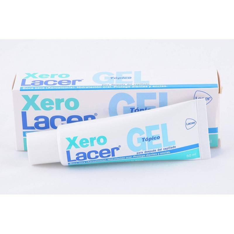 XEROLACER GEL TOPICO 50 ML 150614 Dentífricos - Enjuages