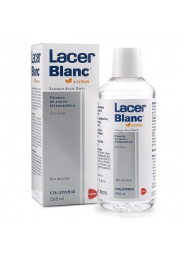 LACERBLANC COLUTORIO 500 ML 163947 Dentífricos - Enjuages