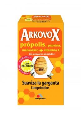 ARKOVOX PROPOLIS + VITAMINA C SABOR CITRICO 168202 Defensas - Resfriado