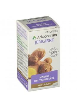 ARKOCAPSULAS JENGIBRE 40 CAPSULAS 297259 Probióticos-Digestión