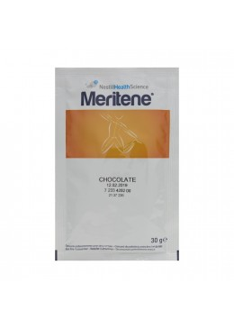 MERITENE CHOCOLATE 15 SOBRES 395756 Dieta adultos especiales