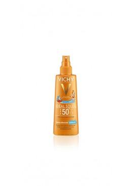 VICHY SOLAR SPF 50+ SPRAY INFANTIL 200 ML 165917 Protector solar