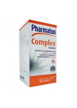 PHARMATON COMPLEX 30 CAPSULAS 154354 Vitaminas - Minerales