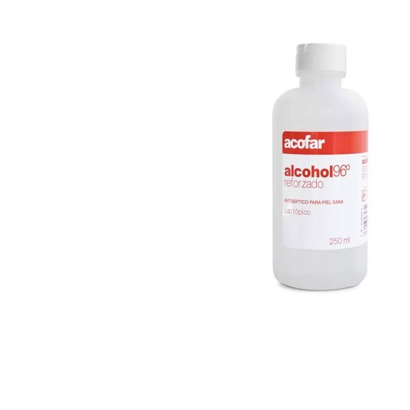 ALCOHOL 96 250 ML ACOFAR 348565 Cortes-Heridas-Quemaduras