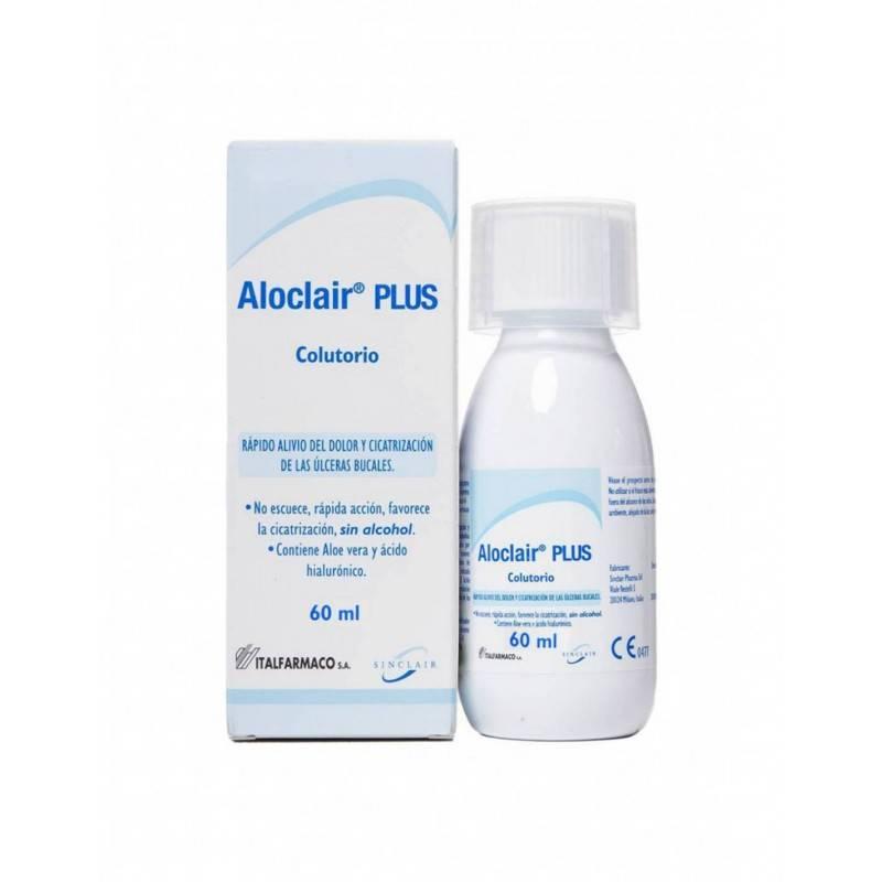 ALOCLAIR COLUTORIO 60 ML 152048 Dentífricos - Enjuages
