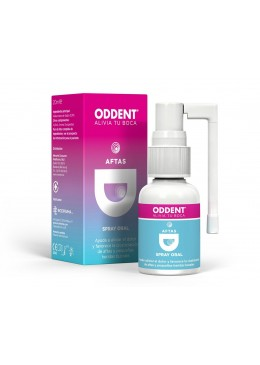 ODDENT A HIALURONICO SPRAY GINGIVAL 20 ML 177734 Tratamientos bucales