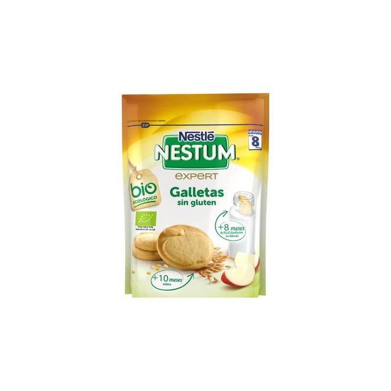 NESTLE NATURNES BIO GALLETAS SIN GLUTEN +10 MESE 188543 Alimentación infantil