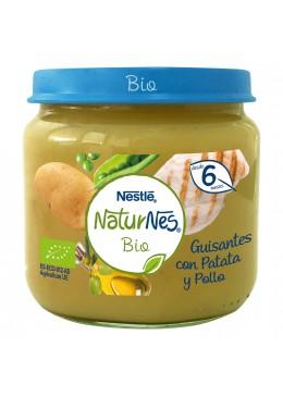 NESTLE NATURNES GUISANTES, PATATAS Y POLLO 200G 188546 Alimentación infantil
