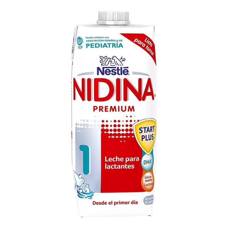 NIDINA-1 LIQUIDA 500 ML NESTLE 203547 Alimentación infantil