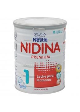 NIDINA-1 PREMIUM 800 GRAMOS NESTLE 388462 Alimentación infantil