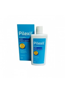 PILEXIL CHAMPU USO FRECUENTE 300 ML 168335 Cabellos normales