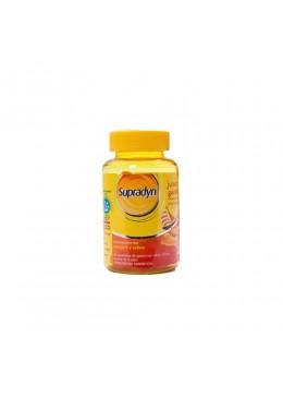 SUPRADYN JUNIOR GUMMIES CARAMELOS DE GOMA 30 U 4 155506 Vitaminas - Minerales