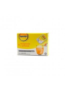 SUPRADYN MAGNESIO Y POTASIO 14 SOBRES 181034 Vitaminas - Minerales