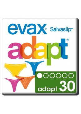 EVAX PROTEGE-SLIP ADAP 30 UNIDADES 173148 Incontinencia adultos