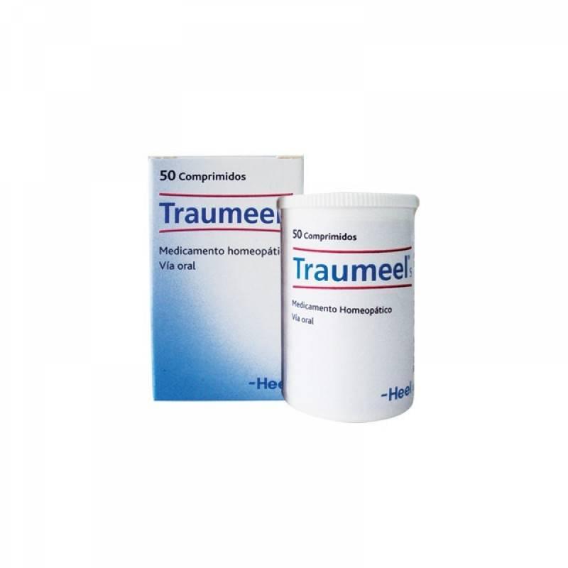 HEEL TRAUMEEL S 50 COMP 028308 Dolor Muscular- Contusiones