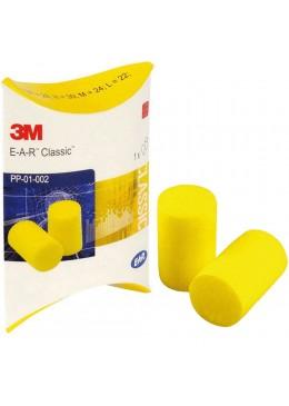 3M TAPONES EAR 2 UNIDADES 065615 Efectos-Material