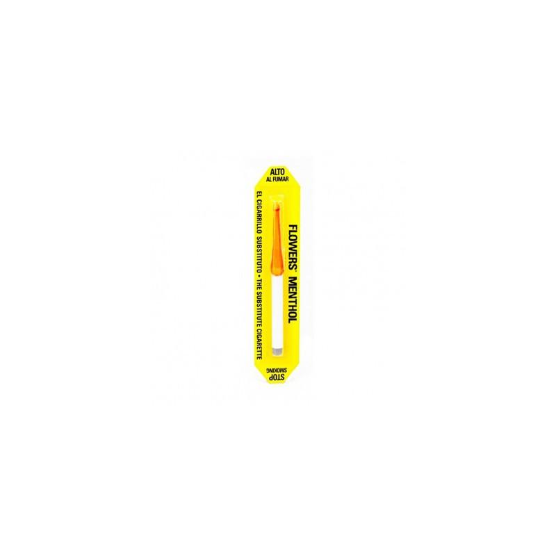 CIGARRILLO FLOWER MENTOL 1 PIEZA 071947 Dejar de fumar