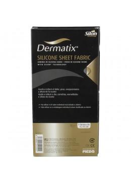 DERMATIX LAMINA SILICONA FABRIC 4 X 13 CM 151152 Cicatrices- Piel