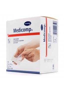 GASA ESTERIL SUAVE 10X10 CM MEDICOMP 25 SOB 2 UD 151363 Cortes-Heridas-Quemaduras