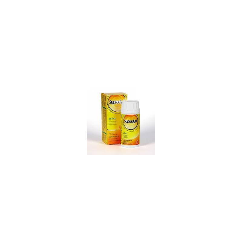 SUPRADYN ACTIVO 60 COMP 384800 Vitaminas - Minerales