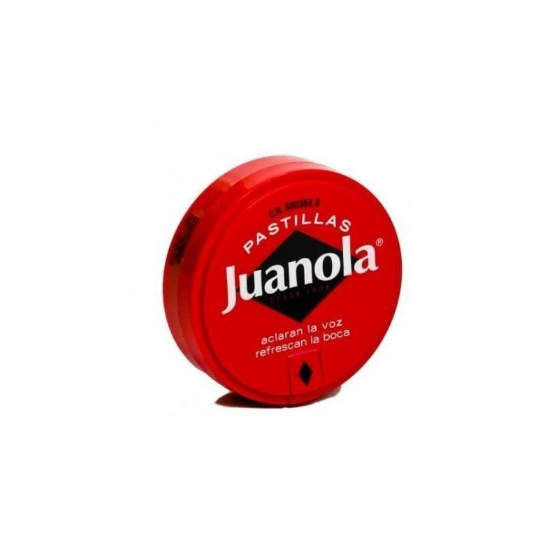 PASTILLAS JUANOLA 70 PASTILLAS 5.4 GRAMOS 300365 Garganta - Afonía