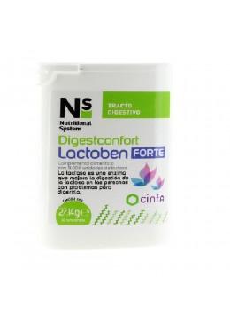 NS DIGESTCONFORT LACTOBEN FORTE 60 COMPRIMIDOS 192006 COMPLEMENTOS NUTRICIONALES