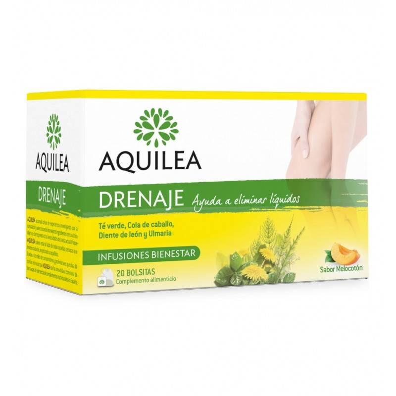 AQUILEA DRENAJE 1.2 G 20 FILTROS 153067 Dietas-Control de peso