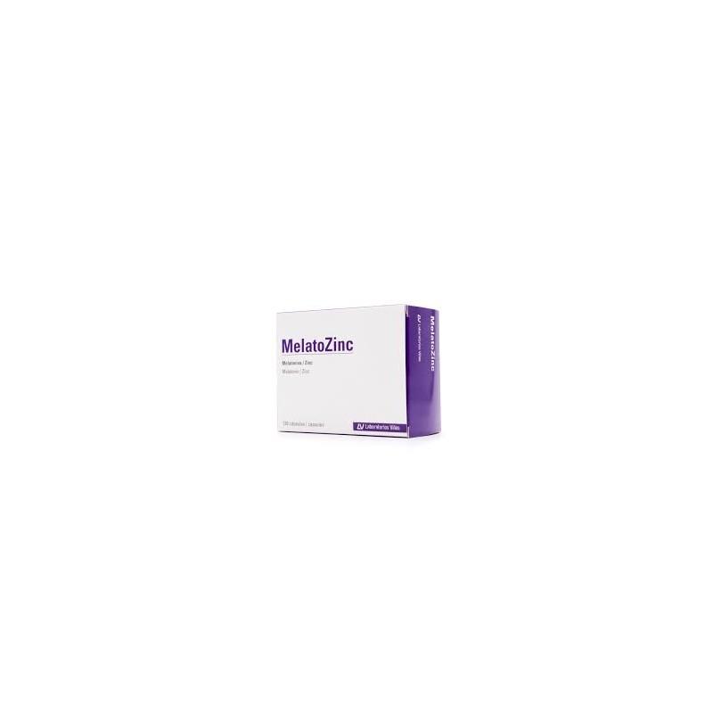 MELATOZINC 1 MG 120 CAPSULAS 170491 COMPLEMENTOS NUTRICIONALES