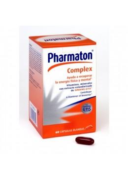 PHARMATON COMPLEX 60 CAPSULAS 154355 Vitaminas - Minerales