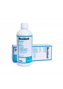 BEXIDENT ENCIAS COLUTORIO TRICLOSAN 500 ML 152197 Dentífricos - Enjuages