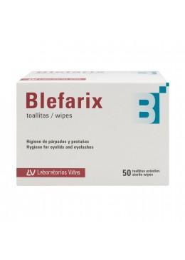 BLEFARIX TOALLITAS 50 TOALLITAS 151842 Hidratación e Higiene