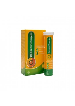 REDOXON COMPLEX 15 COMPRIMIDOS EFERVESCENTES 154267 Vitaminas - Minerales